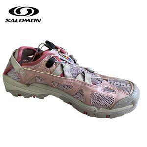 SALOMON Women's techamphibian sport water shoes 8